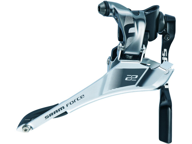 SRAM Force 22 braze-on with chain catcher